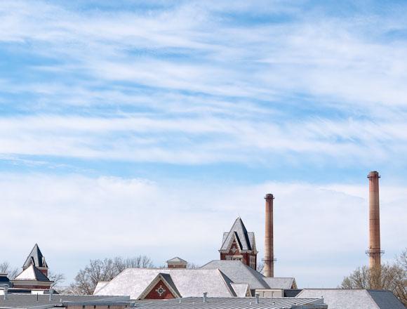 Rooftops and Smokestacks