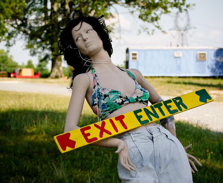 Exit / Enter