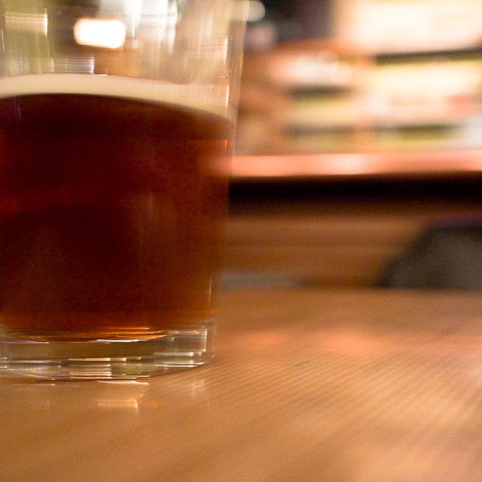 Beer at Ragtag