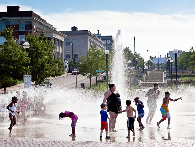 Fountain v. 1