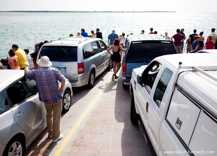 Ocracoke Ferry - One