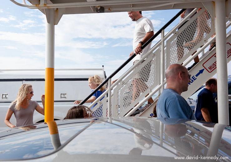 Ocracoke Ferry - Two