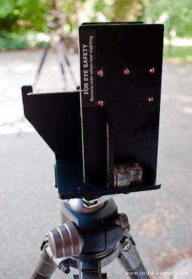 Aligning the LensAlign
