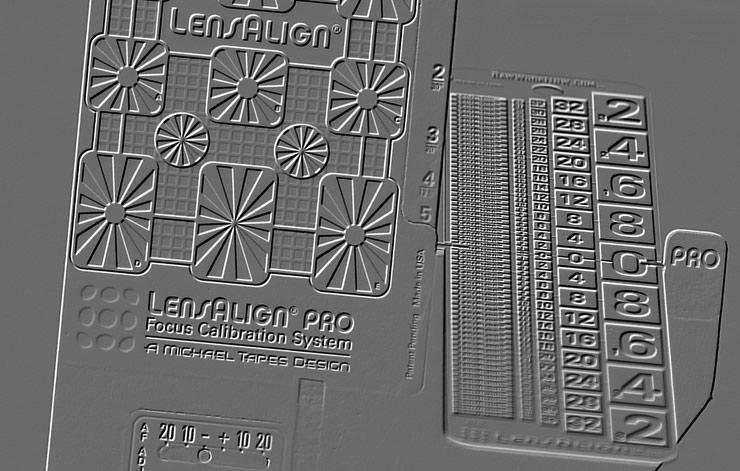 Tilted LensAlign