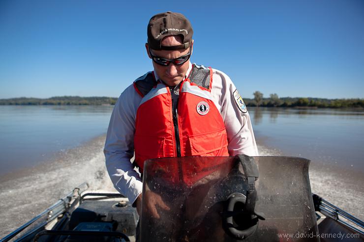 Wyatt Doyle on the Big Muddy