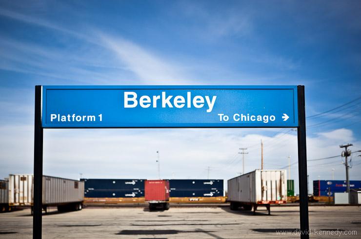 Berkeley Metra Stop