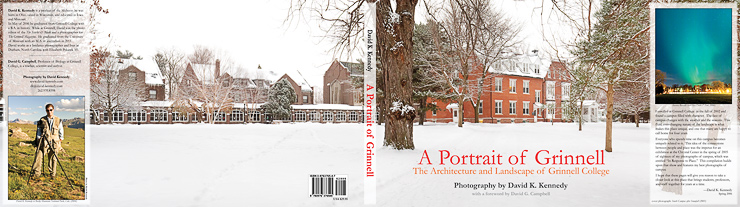 A Portrait of Grinnell Dust Jacket